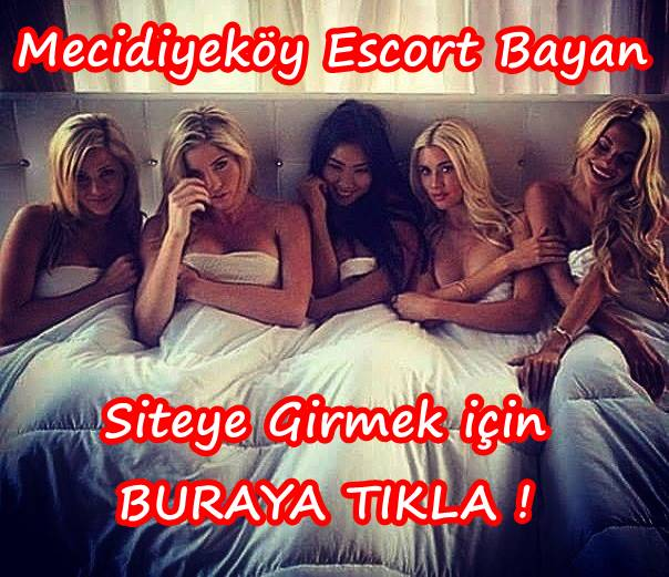 Escort Bayan Mecidiyeköy