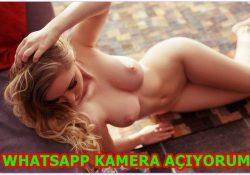 Whatsapp kamera açan Rus Olga